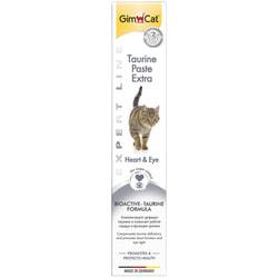 GimCat Expert line Taurin paste - витаминизированная паста для кошек с таурином