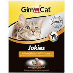 Gimpet Витамины JOKIES для кошек