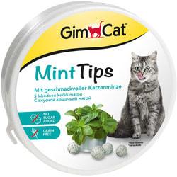 Gimpet Витаминизированное лакомство Cat-Mintips с кошачьей мятой для кошек