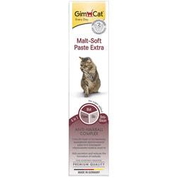 Gimpet Паста для кошек для вывода шерсти из желудка Malt-Soft-Extra с ТГОС