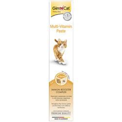 GimCat Multi-Vitamin paste - Мультивитаминная паста для кошек
