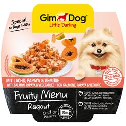 Gimpet Fruity Menu - Фрути Меню Рагу из лосося, папайи и овощей