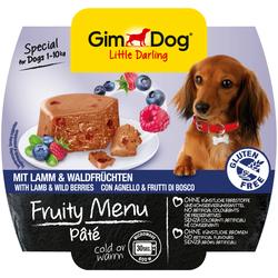 Gimpet Fruity Menu - Фрути Меню Паштет из ягненка с лесными ягодами