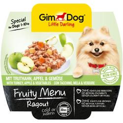 Gimpet Fruity Menu - Фрути Меню Рагу из индейки, яблок и овощей