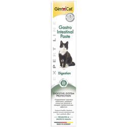 GimCat Expert line Gastro Intestinal paste - витаминная паста для кошек с проблемами ЖКТ