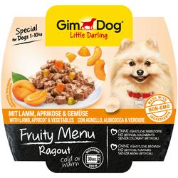 Gimpet Fruity Menu - Фрути Меню Рагу из ягненка, абрикоса и овощей