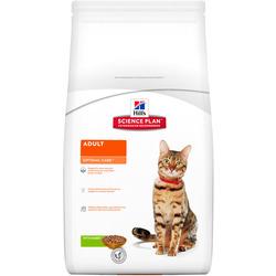 HILL'S Adult Optimal Care with Rabbit Сухой корм для взрослых кошек с кроликом