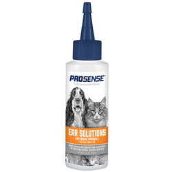 8 in 1 Ear Cleansing Liquid Pro-Sense. Гигиенический лосьон для ушей
