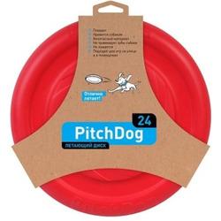 PitchDog Летающий диск d 24 см