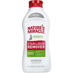 Nature's miracle Уничтожитель запаха кошачьих меток и мочи
