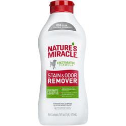 Nature's miracle Универсальный уничтожитель пятен и запаха
