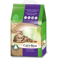 Cat`s Best Nature GOLD - наполнитель для длинношерстных кошек