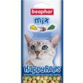BEAPHAR Rouletties Mix - Лакомство для кошек шарики креветки, сыр, мята