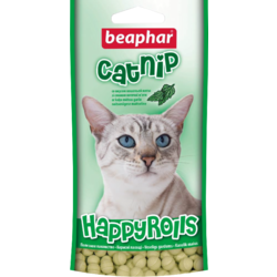 BEAPHAR Rouletties Catnip - лакомство шарики с кошачьей мятой
