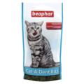 BEAPHAR Cat-a-Dent Bits - Подушечки для чистки зубов у кошек