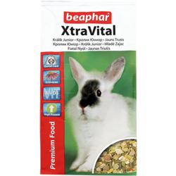 BEAPHAR Корм XtraVital для молодых кроликов
