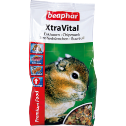 BEAPHAR Корм XtraVital для белок и бурундуков