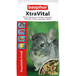 BEAPHAR XtraVital Chinchilla Food - Корм для шиншилл