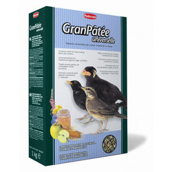 Padovan GranPatee universelle Корм для насекомоядных птиц универсальный