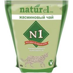 Наполнитель №1 Naturel Жасминовый чай, комкующийся