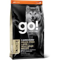 Сухой корм Go! Natural Holistic беззерновой для Собак всех возрастов c Ягненком и мясом Дикого Кабана (GO! CARNIVORE GF Lamb + Wild Boar Recipe DF