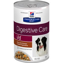 HILL'S Prescription Diet Digestive Care i/d Stew with Chicken & Added Vegetables Dog диетические консервы для собак лечение заболеваний ЖКТ рагу из курицы