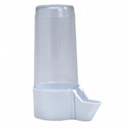 Beeztees Поилка пластиковая белая для птиц