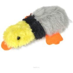 I.P.T.S./Beeztees Игрушка для собак и кошек Утка вибрирующая плюшевая
