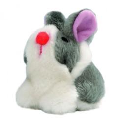 I.P.T.S./Beeztees Игрушка плюшевая для животных Кролик вибрирующий