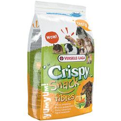 Versele-Laga Доп корм для грызунов с клетчаткой Crispy Snack Fibres