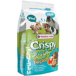 Versele-Laga Доп корм для грызунов со злаками Crispy Snack Popcorn
