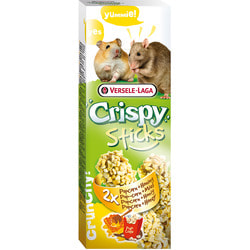 Versele-Laga Палочки для хомяков и крыс с попкорном и медом 2*50г