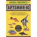 АКВА МЕНЮ Артемия-Ю корм для аквариумных рыбок среднего размера