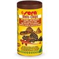 Sera Wels-Chips - корм для лорикариевых сомов