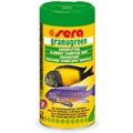 Sera Granugreen - корм для растительноядных цихлид