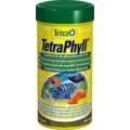 Tetra TetraPhyll - растительные хлопья для всех рыб