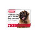 BEAPHAR Flea Drops For Dogs - Капли от блох и клещей для собак 20-70кг