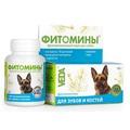 Фитомины с фитокомплексом для зубов и костей для собак
