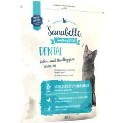 Сухой корм Sanabelle Dental для кошек Профилактика заболеваний полости рта