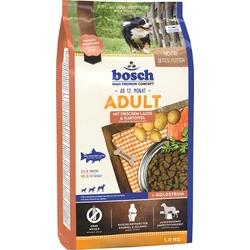 bosch Сухой корм Adult Salmon + Potato для собак Лосось с Картофелем