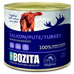 Bozita Консервы для собак мясной паштет с Индейкой, банка