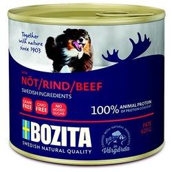 Bozita Консервы для собак мясной паштет с Говядиной, банка