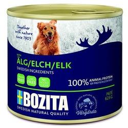 Bozita Консервы для собак мясной паштет с Лосем, банка