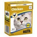 Bozita Tetra Recart Кусочки в желе с рубленой курицей