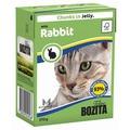 Bozita Tetra Recart Кусочки в желе с кроликом