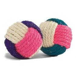 Beeztees Игрушка для кошек Мяч из сизаля