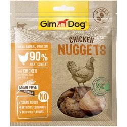 GimDog Лакомство для собак Куриные наггетсы