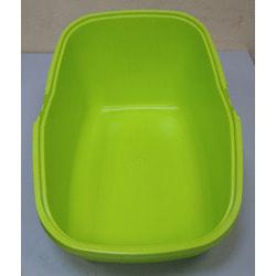 SAVIC Aseo Туалет для кошек с высоким бортом салатовый (уценка)