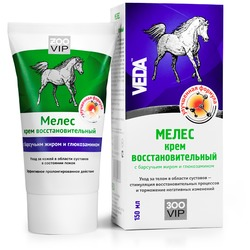 Зоовип Мелес крем восстановительный с барсучьим жиром и глюкозамином