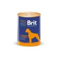 Brit Консервы для собак говядина с печенью - RED MEAT & LIVER